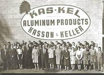 Kasson & Keller Founding