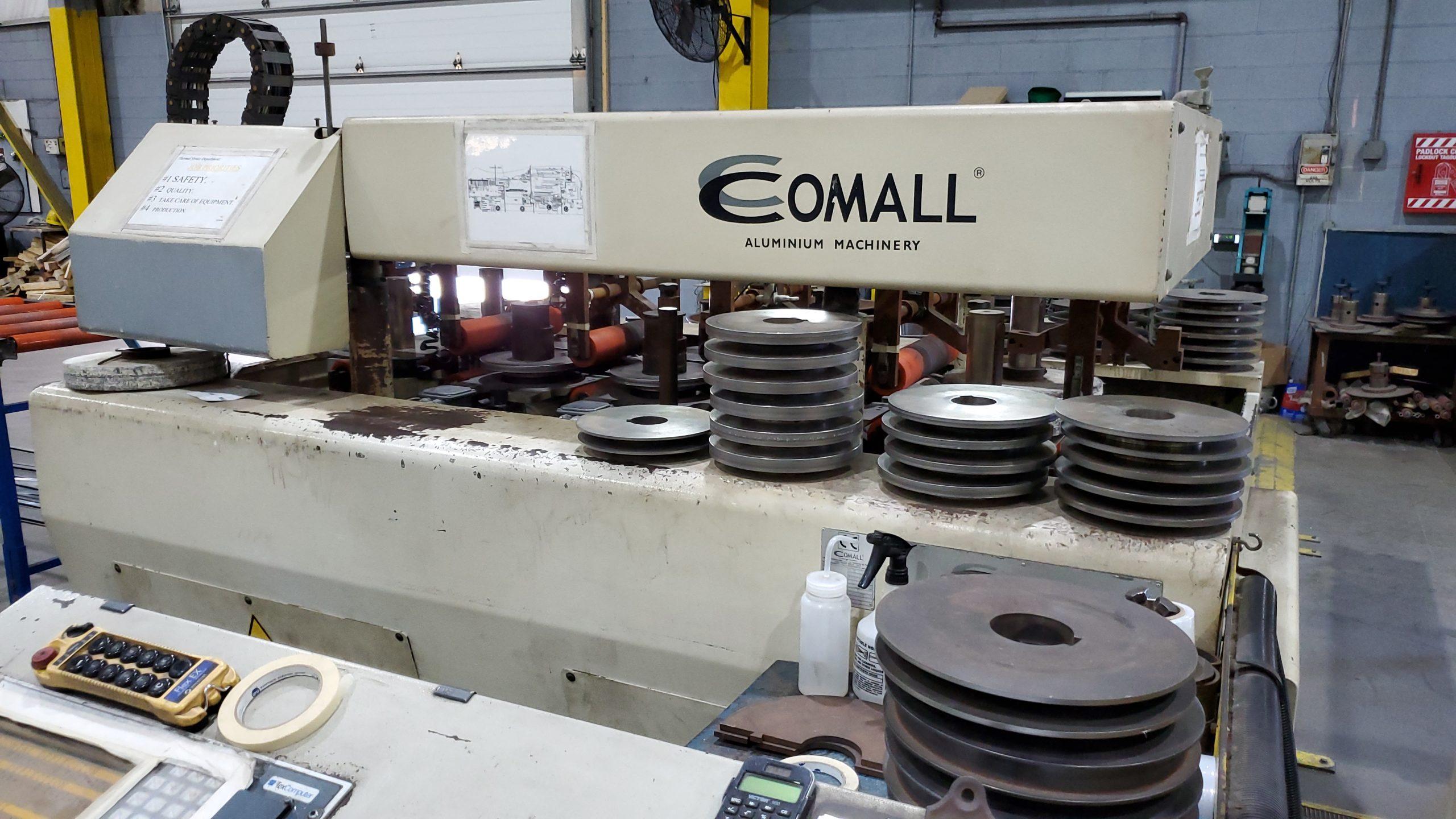 comall machine