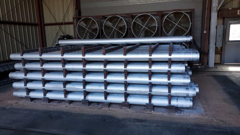 homogenizer logs