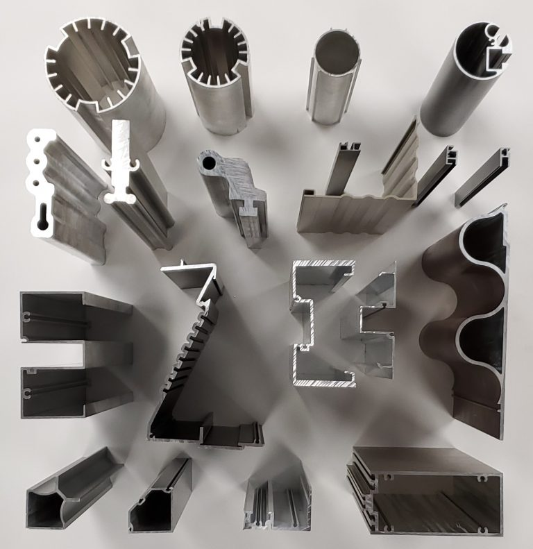 sample of extrusions